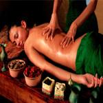 Huile de massage Thailam ou Taila